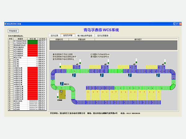 仓库设备控制系统WCS